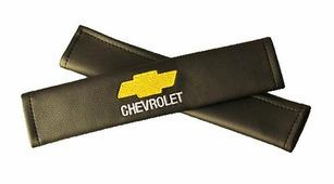 """Накладки на ремень безопасности Auto Premium """"CHEVROLET"""", 2 шт"""