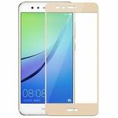 Защитное стекло Aiwo Full Screen Cover 0.33 mm Gold Huawei Ascend P10 Lite