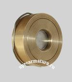 Клапан обратный пружинный межфланцевый VYC170-01 Ду 65