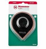Полотно для МФИ Hammer Flex 220-041 MF-AC 041 для удаления раствора, 87*72*0,8мм, RIFF, , шт