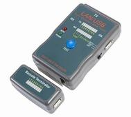 "Тестер кабеля универсальный Rexant ""HY-251454CT"", для RJ-45+USB"