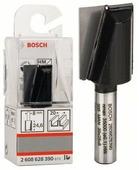 Фреза пазовая, 2 лезвия, хв-8мм, ф20мм, длина25мм Bosch (2608628390)
