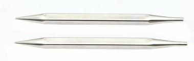 """Спицы съемные KnitPro """"Nova Cubics"""", для длины тросика 20 см, диаметр 6 мм, 2 шт"""