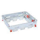 Основание неукомплектованное со вставкой для регулировки высоты суппортов стандартное исполнение 12-18 модулей. Legrand (Легранд). 088037