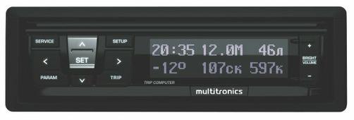 Multitronics RI-500V для автомобилей ВАЗ и ГАЗ
