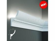 Потолочный плинтус для скрытого освещения Tesori Карниз KF 712 (2,0м)