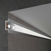 Драйвера для LED ленты LL LL-2-ALP007 Встраиваемый алюминиевый профиль для LED ленты (под ленту до 11mm)