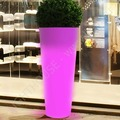 Светящаяся ваза Mariano (круглое) 220V RGB_YM
