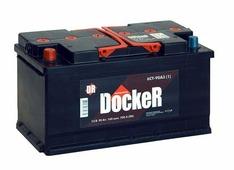 Аккумулятор для легковых автомобилей Docker (90 А/ч)