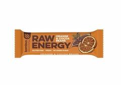 Батончик Raw Energy Апельсин и какао, 50 г