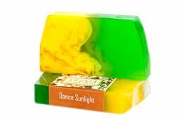 Мыло косметическое Aroma Home & Spa Therapy Мыло ручной работы «Солнечные Танцы»