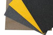 Противоскользящая пластина, среднее зерно, желтый (750мм x 1000мм) {GPMG7501000}