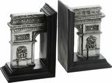 "Подставка-ограничитель для книг Феникс-Презент ""Античность"", 11,5 х 8,5 х 15,5 см, 2 шт"