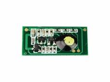 Чип картриджа для RICOH Aficio MP-C2030, MP-C2050, MP-C2550, MP-C2530 5500стр. желтый