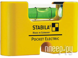 Уровень STABILA Pocket Electric 18115