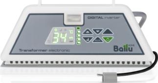 Электронный инверторный блок управления Ballu Transformer Digital Inverter BCT/EVU-I