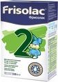 Frisolac Фрисолак 2 сухая последующая адаптированная молочная смесь в картонной пачке, 350 г