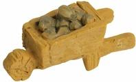 Украшение Astra & Craft Тележка с камнями