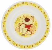 Canpol Babies Тарелка для кормления Мишка