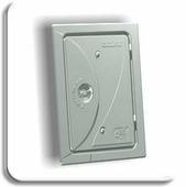 Ревизионная дверца для дымохода и вентиляции C.2.5 120x180mm