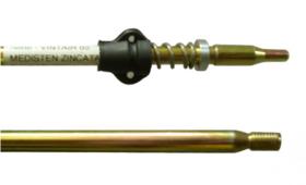 Гарпун D8ММ M7 STEN/JET 68СМ из нержавеющей стали, AKVILON