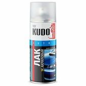 Лак KUDO, 1К, акриловый, аэрозоль, 520 мл