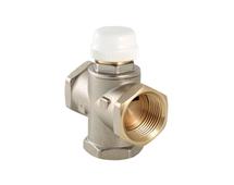 Клапан трехходовой смесительный (с возможностью полного перекрытия) (АРТ. VT.MR03.N.0603)