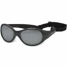 Детские солнцезащитные очки Real Kids Explorer 4+ черные