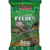 Прикормка Sensas 3000 SUPER Fedeer Lake (Фидер, озеро) 1кг