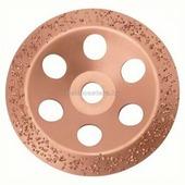 Твердоспл. чашечный круг Ф180мм среднее зерно (2608600363) (BOSCH) (2608600363)