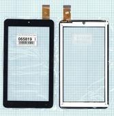 Тачскрин (сенсорное стекло) для планшета ZLD070038MQ72-F-A черный