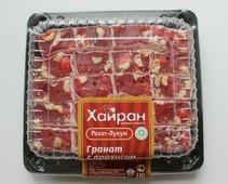 Рахат-лукум хайран «Гранат с арахисом» 250 гр