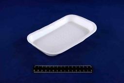 Лоток вспененный 1 кг (24L) (225*135*25) (600).1440/61