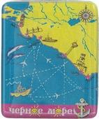 """Магнит Феникс-презент """"Черное море"""", 4,5 x 5,5 см"""