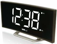 Электронные часы BVItech, BV-412W, с будильником