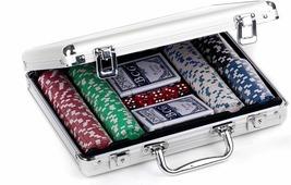 Сувенирный набор Magic Home, для игры в покер, 79879, 29 х 20,5 х 6,5 см