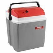 """Автомобильный холодильник """"Ezetil E 28"""", цвет: серый, красный, 28 л"""