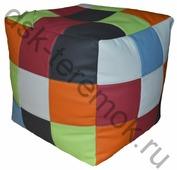 Пуф кубик-рубик