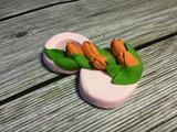 8 Марта с тюльпанами Форма силиконовая 3D
