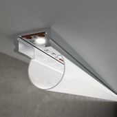 Драйвера для LED ленты LL LL-2-ALP010 Накладной алюминиевый профиль для LED ленты (под ленту до 10mm)