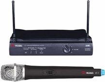 VOLTA US-1 (629.40) Микрофонная радиосистема с ручным динамическим микрофоном UHF диапазона с фикси