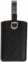 Бирка для багажа Samsonite CO1-09051 Travel Accessories Tag *09 Black
