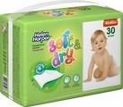 Пеленки одноразовые Helen Harper Soft&Dry 40х60 см, 30 шт