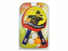 Набор для н/т Double Fish 2 ракетки и 3 мяча (CK-303)