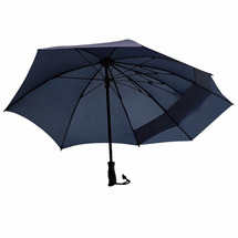 Зонт треккинговый Euroschirm Swing Backpack темно-синий