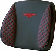 Подушка автомобильная Autoban, ортопедическая, под поясницу, 37851, черный