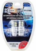 Автолампа Xenite TP-137DRL, светодиодная, 12V, T20, W21/5W, 1009540, 2 шт