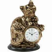 Часы настольные/каминные BOGACHO Грейс, 42020 Б, бронза