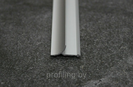 Угол внутренний универсальный для плитки серебро 270см