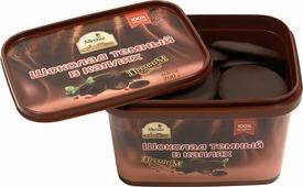 Mr.Cho шоколад темный в каплях, 200 г